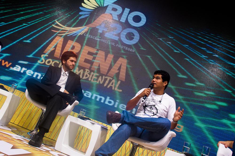 Rio+20 (15/08/2012)