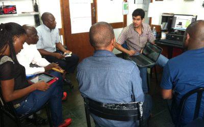 Jornalistas de Lunda-Norte | Angola