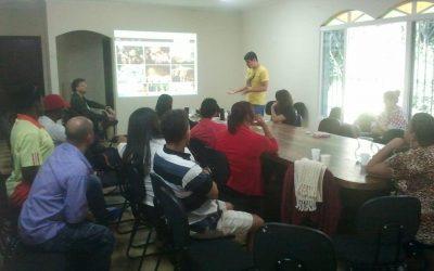 Seminário de Comunicação do MTST São Paulo