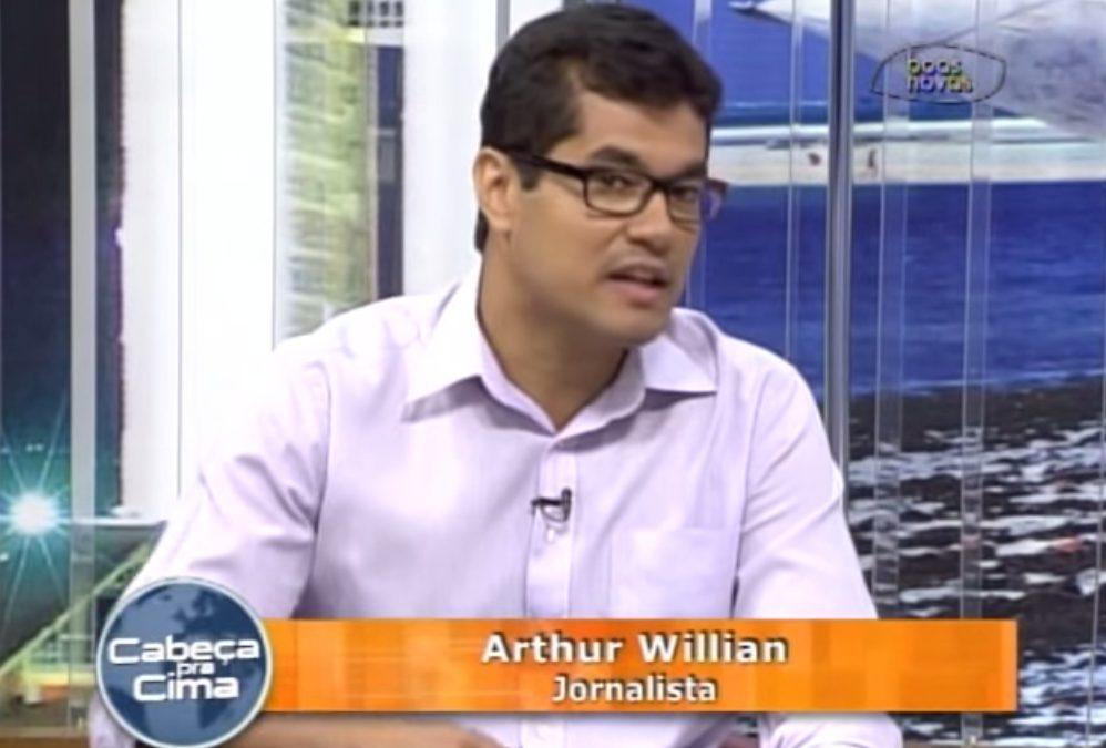 Cabeça pra Cima (TV Boas Novas) – 19/01/2015