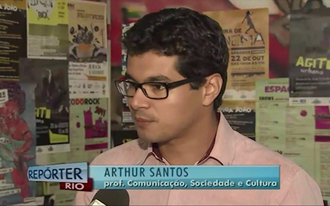 Repórter Rio (TV Brasil) – 16/07/2015